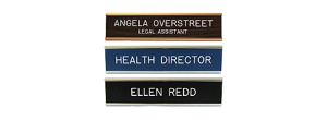Wall Mount Signs